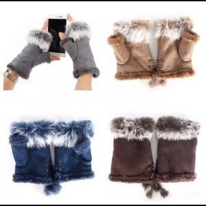 Accessories - Adorable Fingerless Gloves